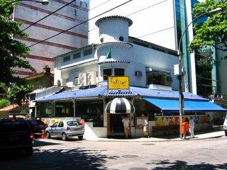 Felinis kilo restaurant, Leblon, Rio De Janeiro, Brazil